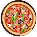 Pizza XXL 55 cm