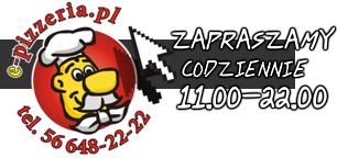 e-pizzeria.pl internetowa pizzeria Toruń